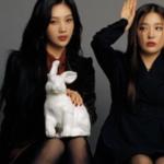 Red Velvet aparece en una entrevista con Diplo para 'Interview Magazine'