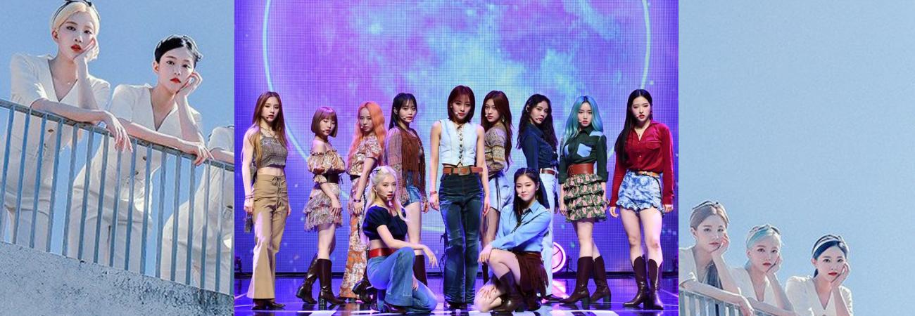 Revista FORBES habla sobre el grupo femenino de kpop Loona y sobre el lanzamiento de la cancion