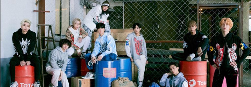 T1419 presenta su segundo calendario de promociones para su debut en el kpop