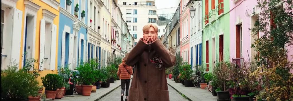 Taemin de SHINee revela el Mv Think Of You