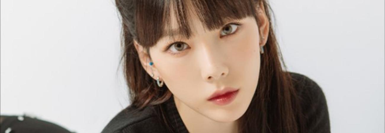 Taeyeon nos sorprende con sus fotografías para Revista de Moda en Japon.
