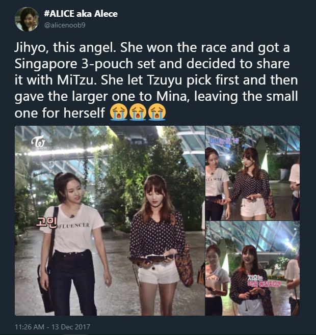 """Descubre porque Jihyo de Twice es """"God Jihyo"""""""