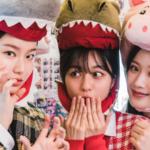 "Moon Ga Young, Park Yoo Na y Kang Min Ah posan juntos de forma adorable en ""True Beauty"""
