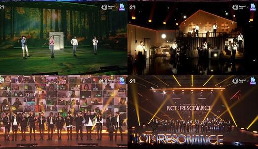 "NCT realizó con éxito su concierto ""Beyond Live - NCT: RESONANCE 'Global Wave'"""