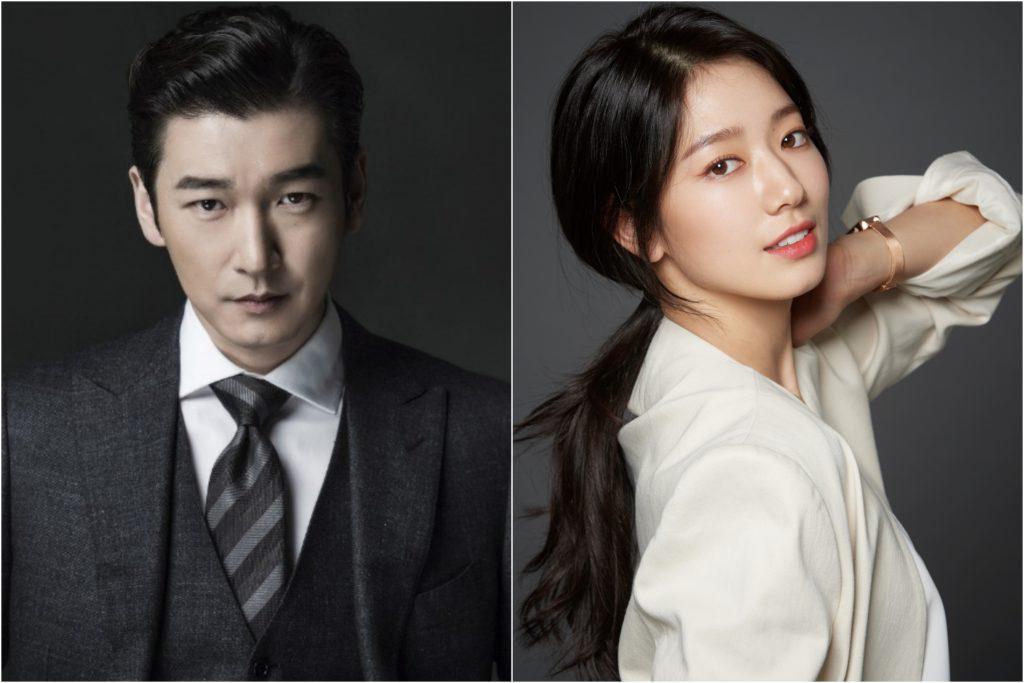 """Finaliza filmación de """"The Myth"""" con Jo Seung Woo y Park Shin Hye + se estrenará en la primera mitad de 2021"""