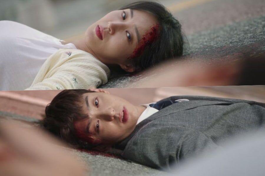Yuri de Girl's Generation tiene una oportunidad de salvar la vida de Hyun Woo en el teaser de un nuevo mini drama