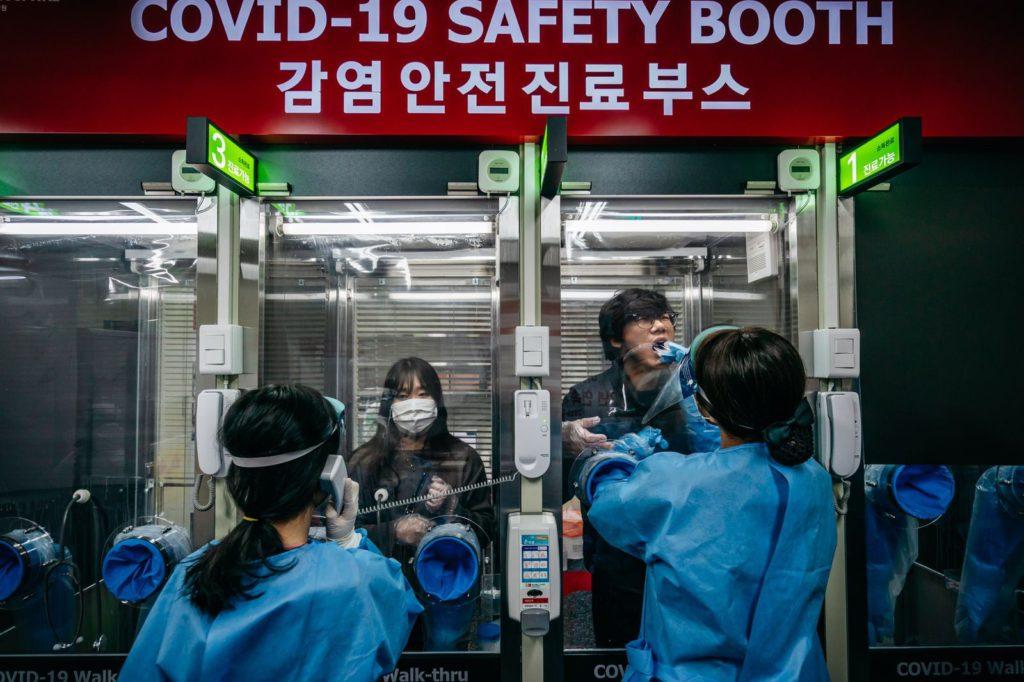 Gobierno surcoreano planea conseguir 10,000 camas hospitalarias para pacientes con COVID-19 en Seúl
