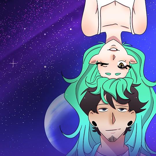 Hablemos de Webtoons: Down To Earth de Pookie Senpai