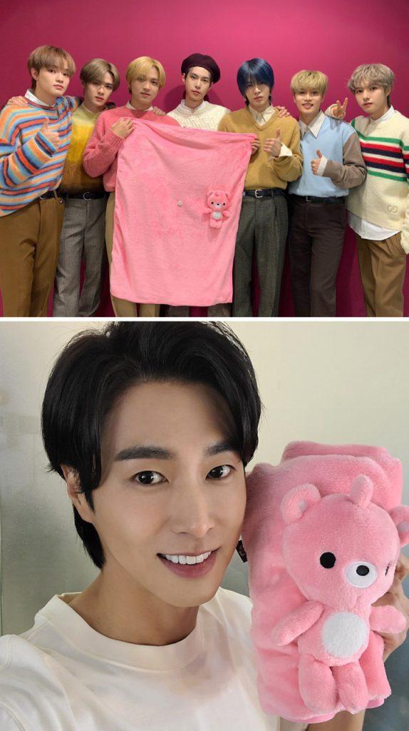 """SM Entertainment lanza el producto """"Ssambear"""" para salvar al oso de media luna de Jirisan"""