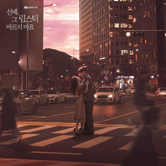 JBTC revela detrás de cámara del beso de Won Jin Ah y Rowoon de SF9 para el póster promocional