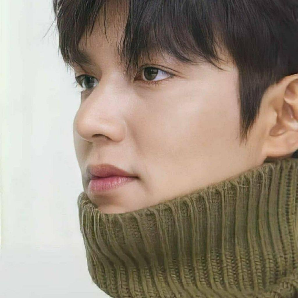 Lee Min Ho: 2021 Season's Greetings