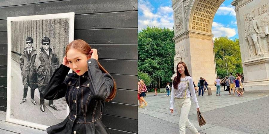 Blanc & Eclare de Jessica Jung generó 18 millones de dólares en ventas en 2019
