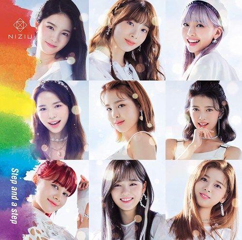 NiziU alcanza la segunda mayor cifra de ventas para el álbum debut de un grupo de chicas en el Oricon Chart