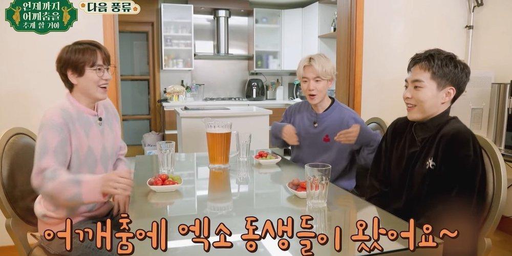 """Xiumin de EXO tendrá su primera aparición desde su regreso del servicio militar en """"Shoulder Dance"""""""