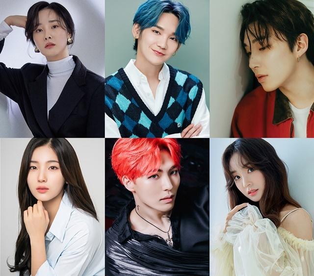 """Bae Woo Hee, Kenta, Moon Jong Up y más son parte del elenco principal de la película """"Idol Recipe"""""""