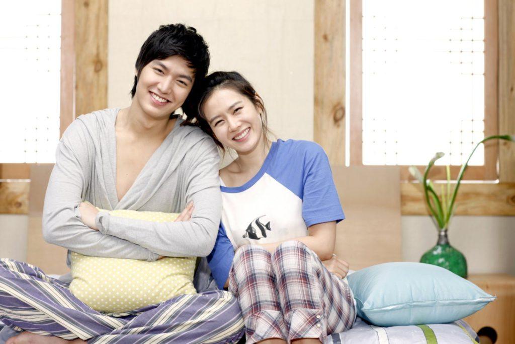 Lee Min Ho e Son Ye Jin