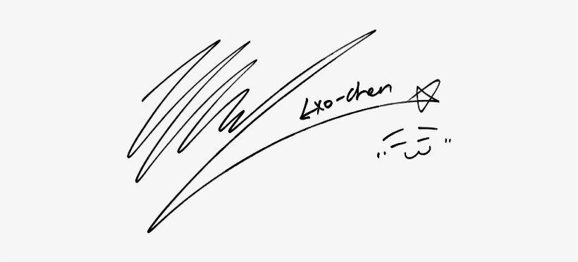 Top de autógrafos más lindos de idols de kpop