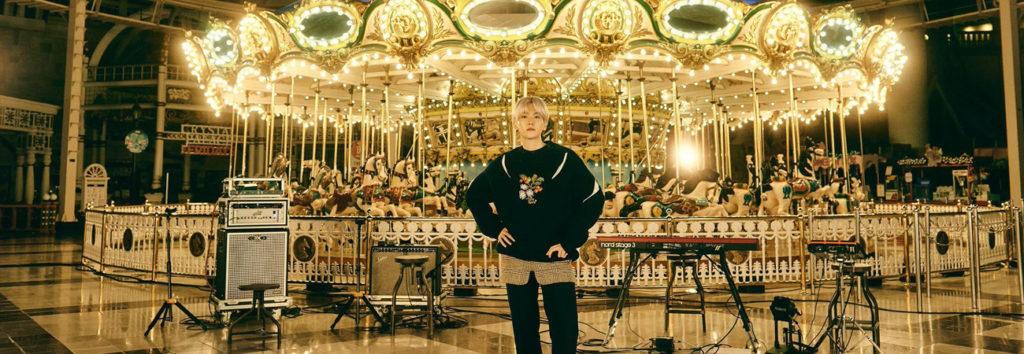 Baekhyun de EXO revela nuevas imágenes para Amusement Park