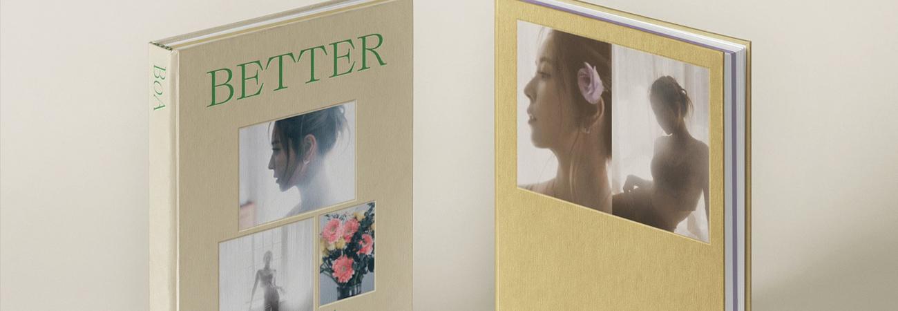 BoA donara parte dBoA donara parte de las ganancias del álbum BETTER a SMile 4 U de UNICEFe las ganancias del álbum BETTER a SMile 4 U de UNICEF