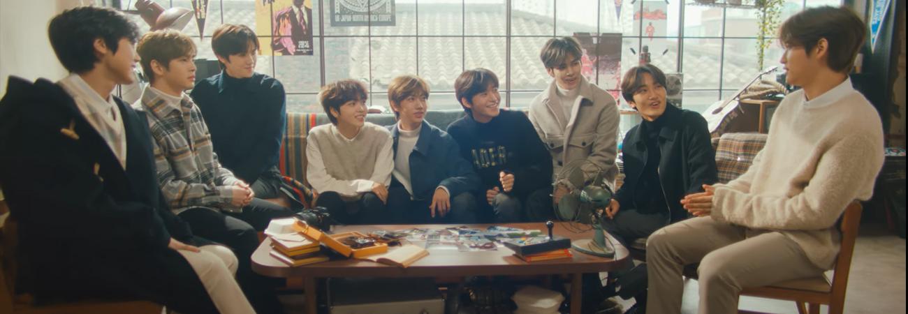 CRAVITY revela un film para su comeback Season 3 - Hideout: Be Our Voice