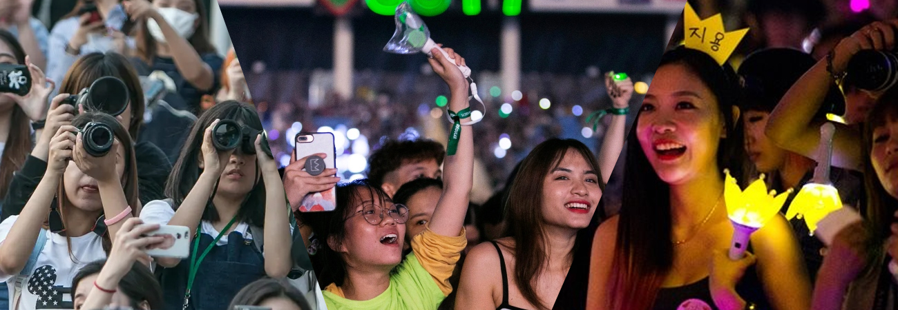 ¿Ley Sur coreana podría poner fin a sitios de fans y cámaras de fans de K-Pop?