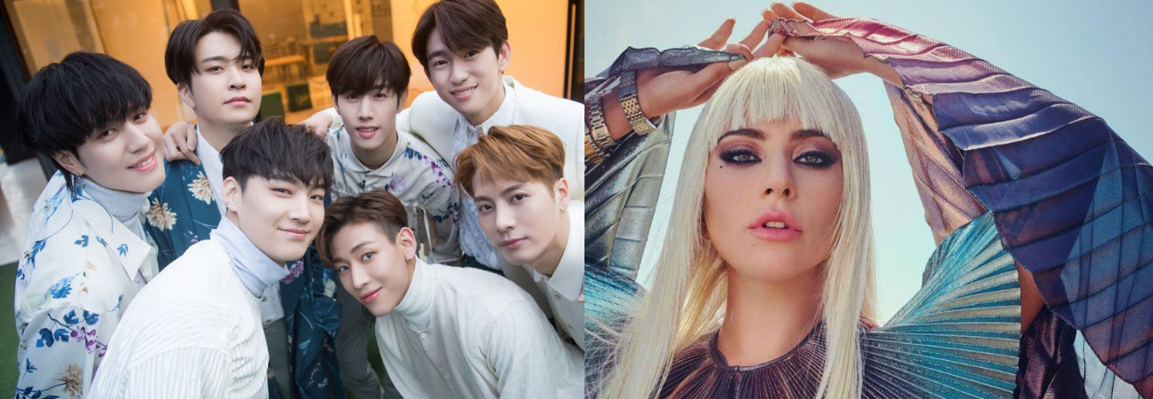 ¿Lady Gaga es fan de GOT7 y JB biased?