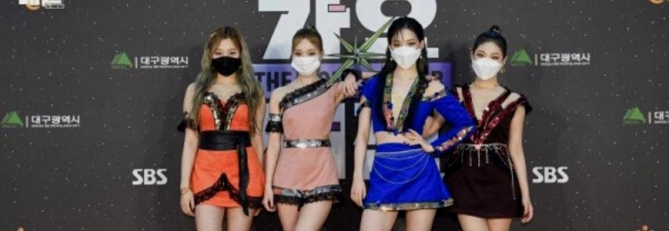 Aespa es criticado nuevamente por su atuendo en el '2020 SBS Gayo Daejun'