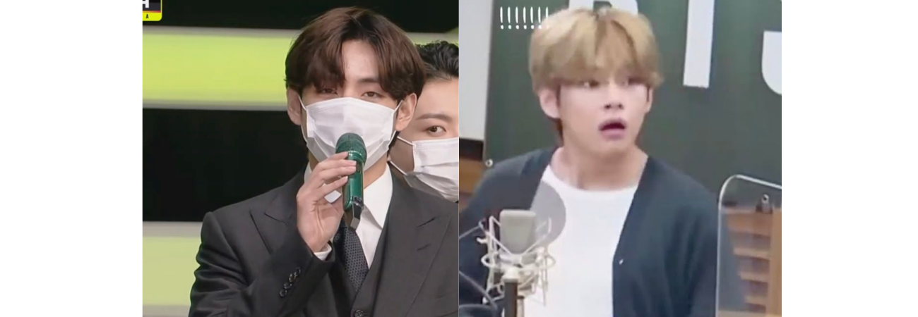 Después de su entrevista en los MAMA 2020, los netizens no paran de hablar del pasado 'trauma' de V de BTS
