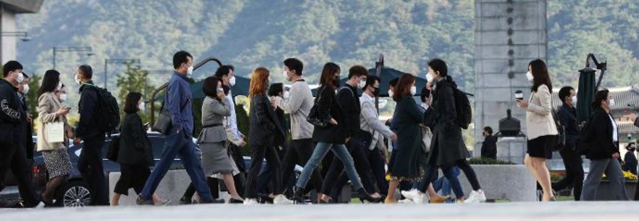 La mitad de los surcoreanos pierden su trabajo debido a la pandemia