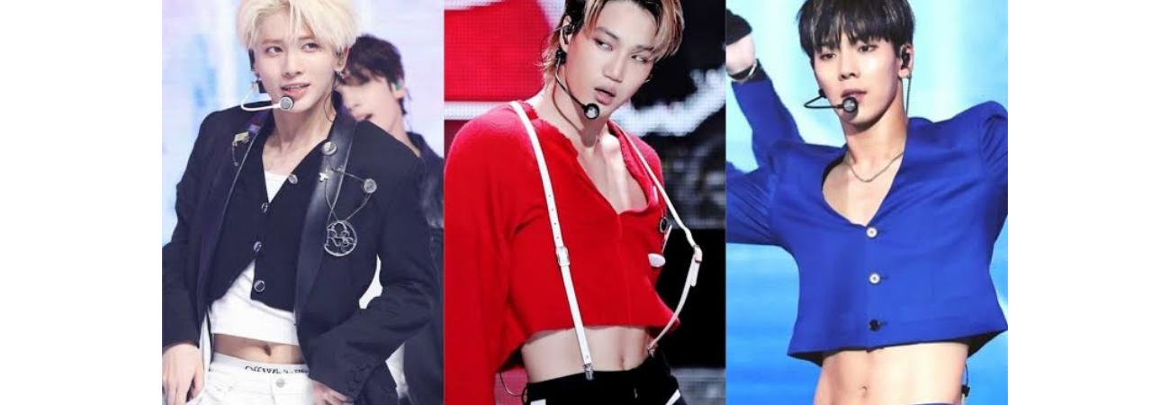 Hilo necesario: Los Idols K-pop que lucen más sexys usando Crop Top