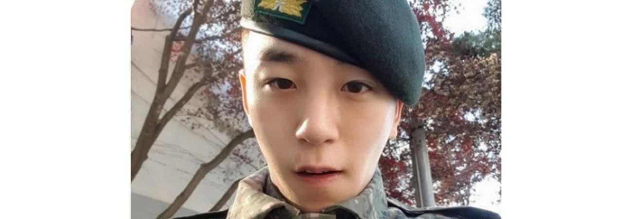 Taeil de Block B toma sus últimas vacaciones del servicio militar y no tendrá que regresar a la base
