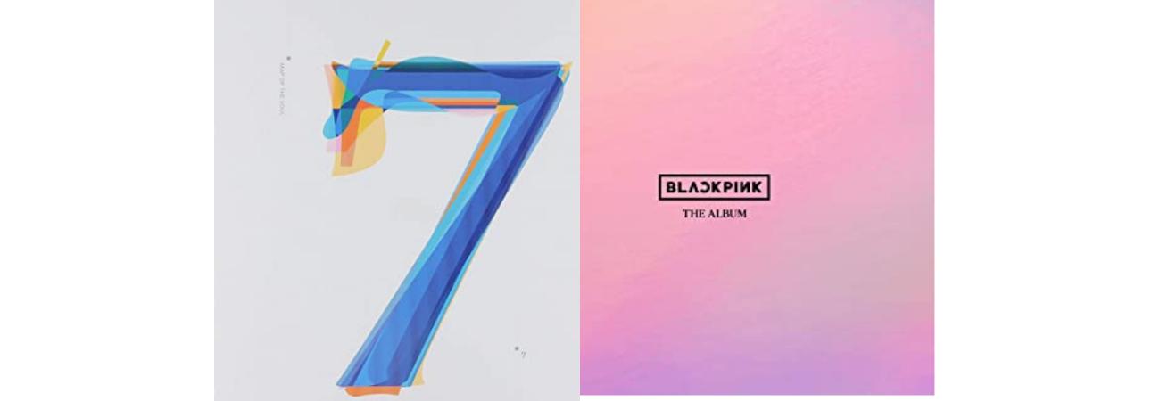 BLACKPINK y BTS son los únicos grupos K-pop en ingresar a la lista Billboard de los 50 mejores álbumes de 2020