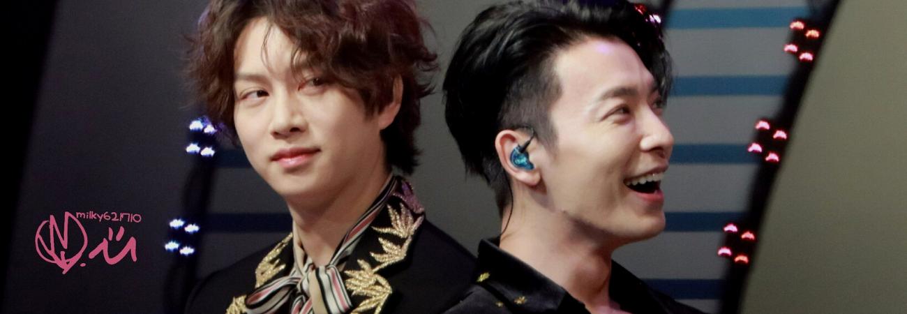 Donghae de Super Junior revela que tuvo una pelea a golpes con Heechul