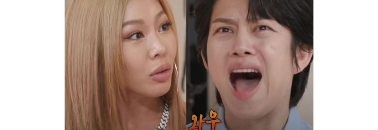 Esta fue la reacción de Heechul cuando Jessi dijo que podría haber debutado en SNSD