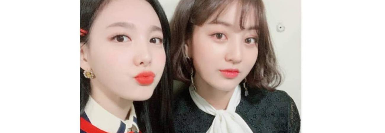 Jihyo y Nayeon de TWICE conmueven a sus fans con estos mensajes