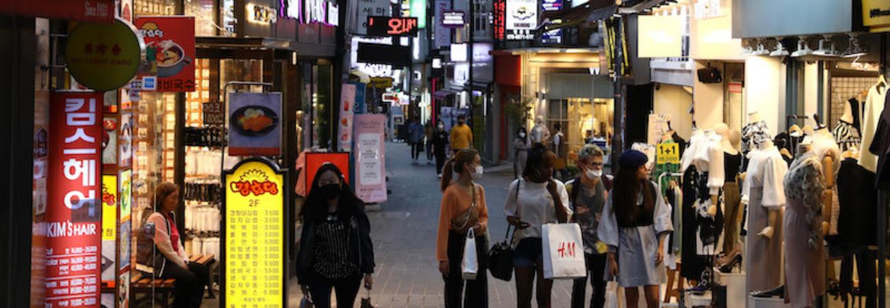Corea del Sur considera proporcionar ayudas en el pago del alquiler a los comerciantes más afectados por el Covid-19