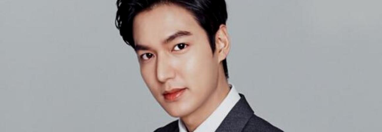 Los hábitos más adorables de Lee Min Ho