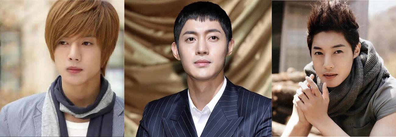 Los mejores y peores looks de Kim Hyun Joong
