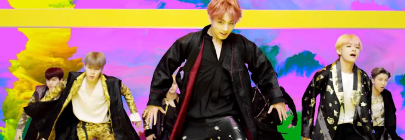 Netizens elogian a BTS por su orgullo al usar el Hanbok a pesar de la polémica entre China y Corea