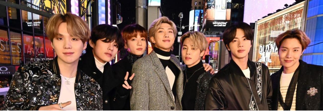 Miembros de BTS se convierten en los idols más buscados de Google en 2020