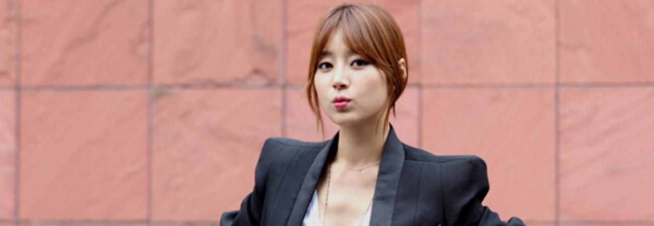 Actriz Han Ji Hye anuncia su primer embarazo después de 10 años de matrimonio