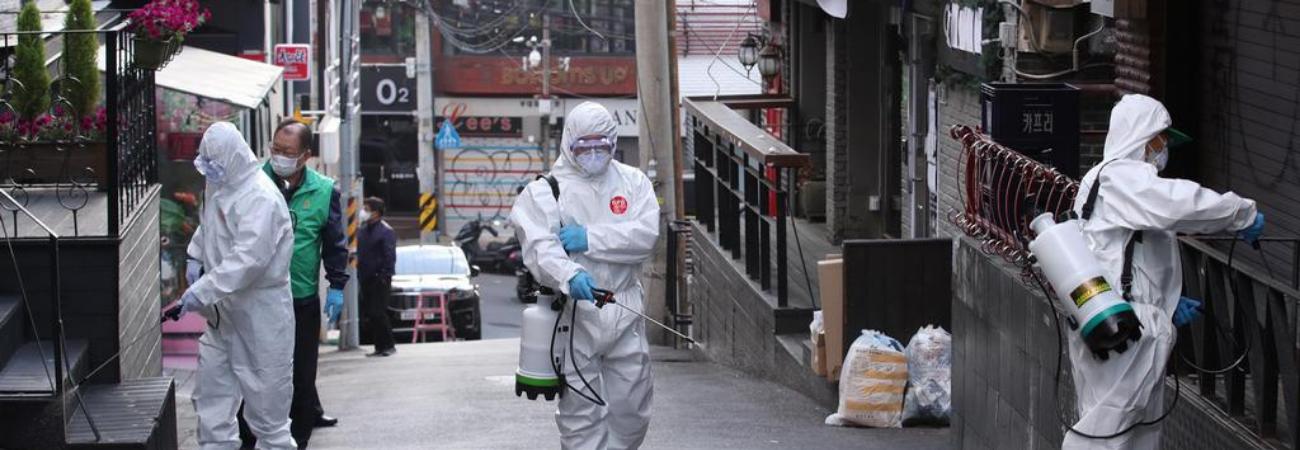 A pesar de las nuevas medidas de distanciamiento, Corea del Sur reporta casi 700 casos nuevos de Covid-19