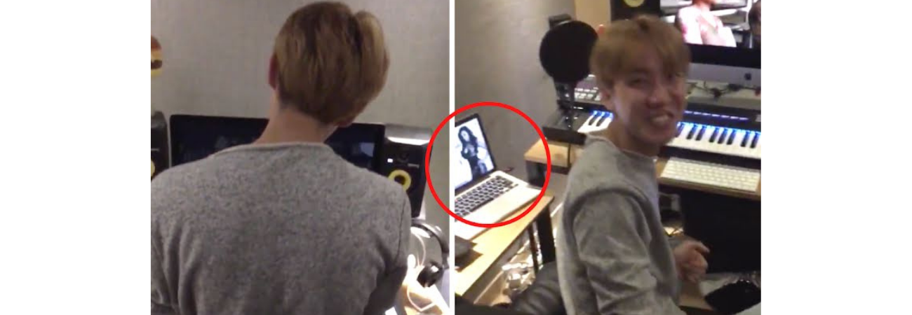 ¿Quién es la mujer que obsesiona a J-Hope de BTS y tiene como fondo de pantalla en su pc?