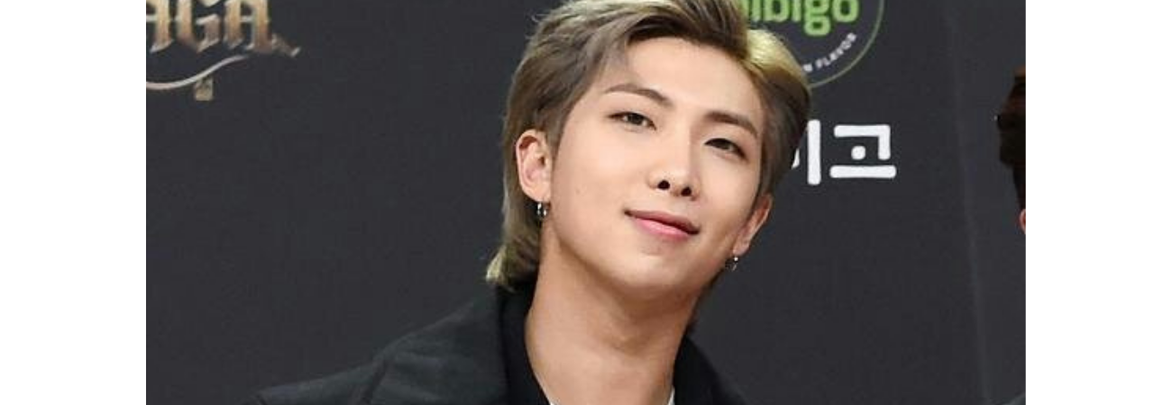 RM recuerda cuando BTS no era invitado a los MAMA