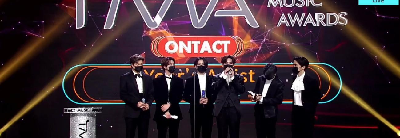 BTS gana el Bonsang a 'Artista del Año' en los TMA 2020 ¡Este fue su discurso de agradecimiento!