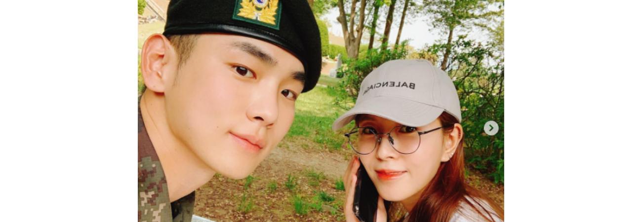 Key de SHINee revela qué fue lo más sorprendente de que Yeri de Red Velvet lo visitara en el ejército