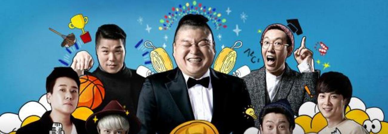 Os programas de variedades mais populares da Coreia do Sul que você pode desfrutar no Viki