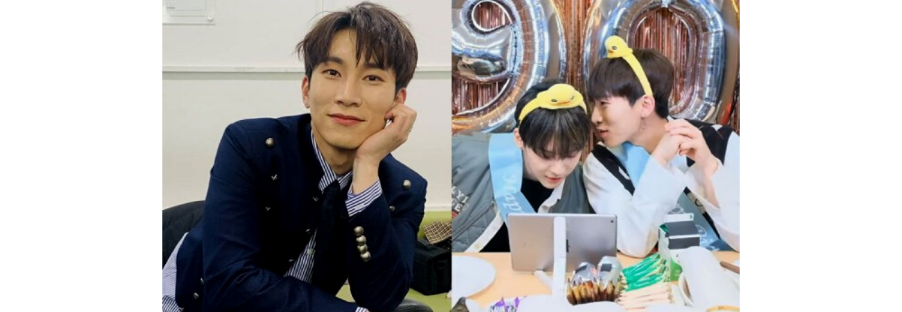 Eunkwang de BTOB hace comentarios sobre sus fans sin saber que la cámara estaba encendida ¡Esto pasó!