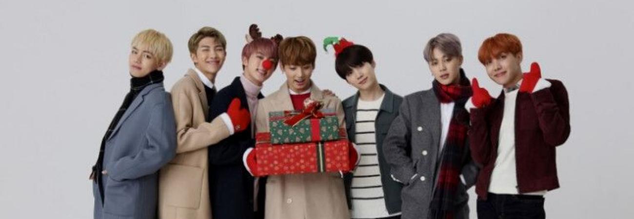 BTS comparte los recuerdos navideños más conmovedores de su infancia