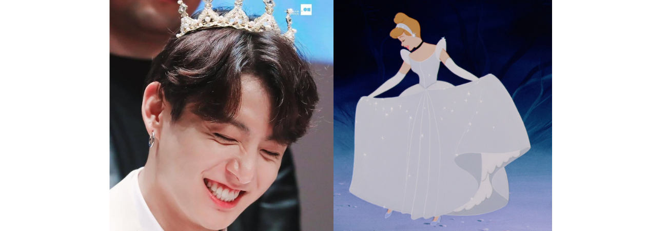 Jungkook de BTS revela que Cenicienta es su cuento de hadas favorito, ¡Descubre por qué!